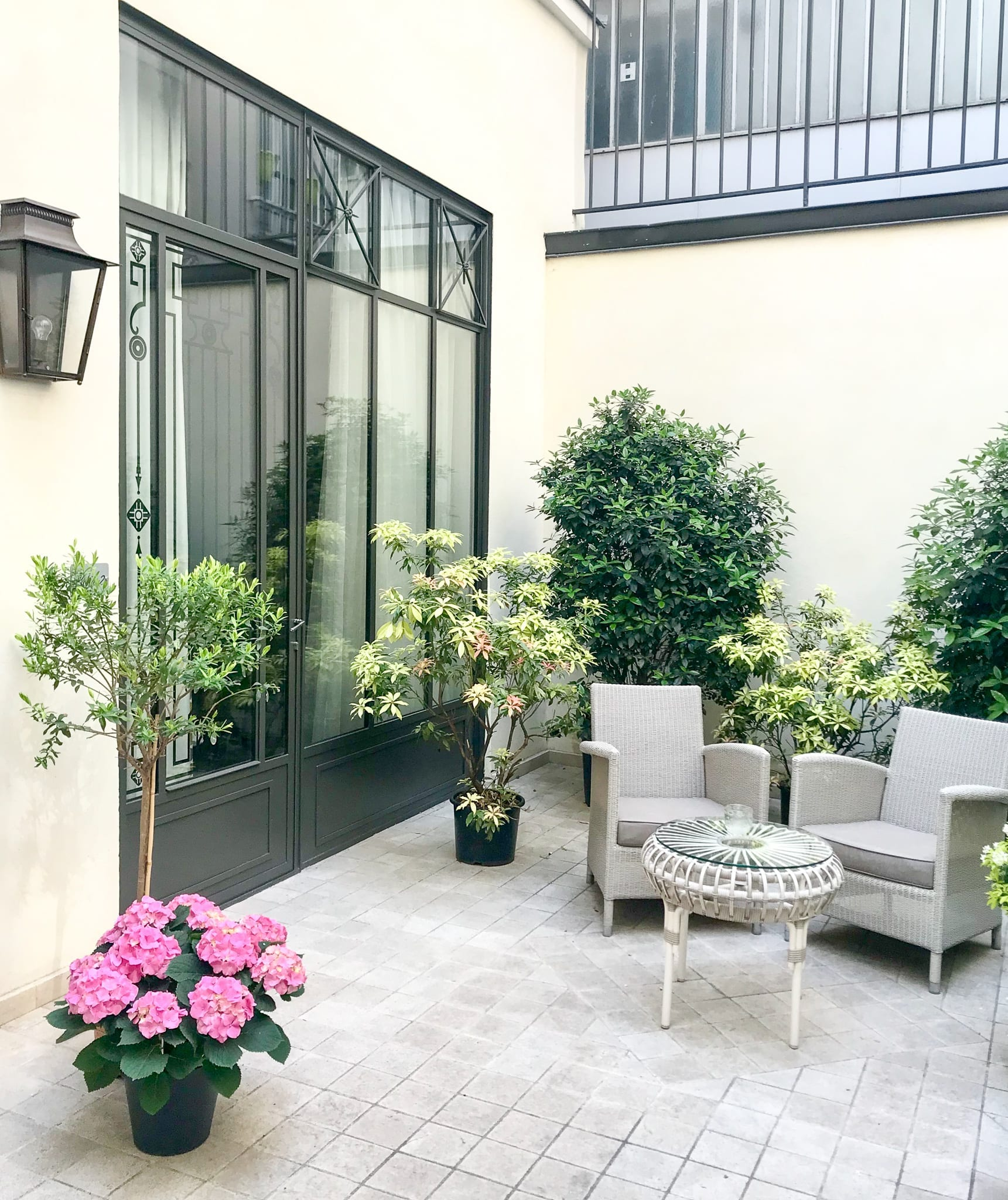 4 days in Paris - My home in Paris hotel