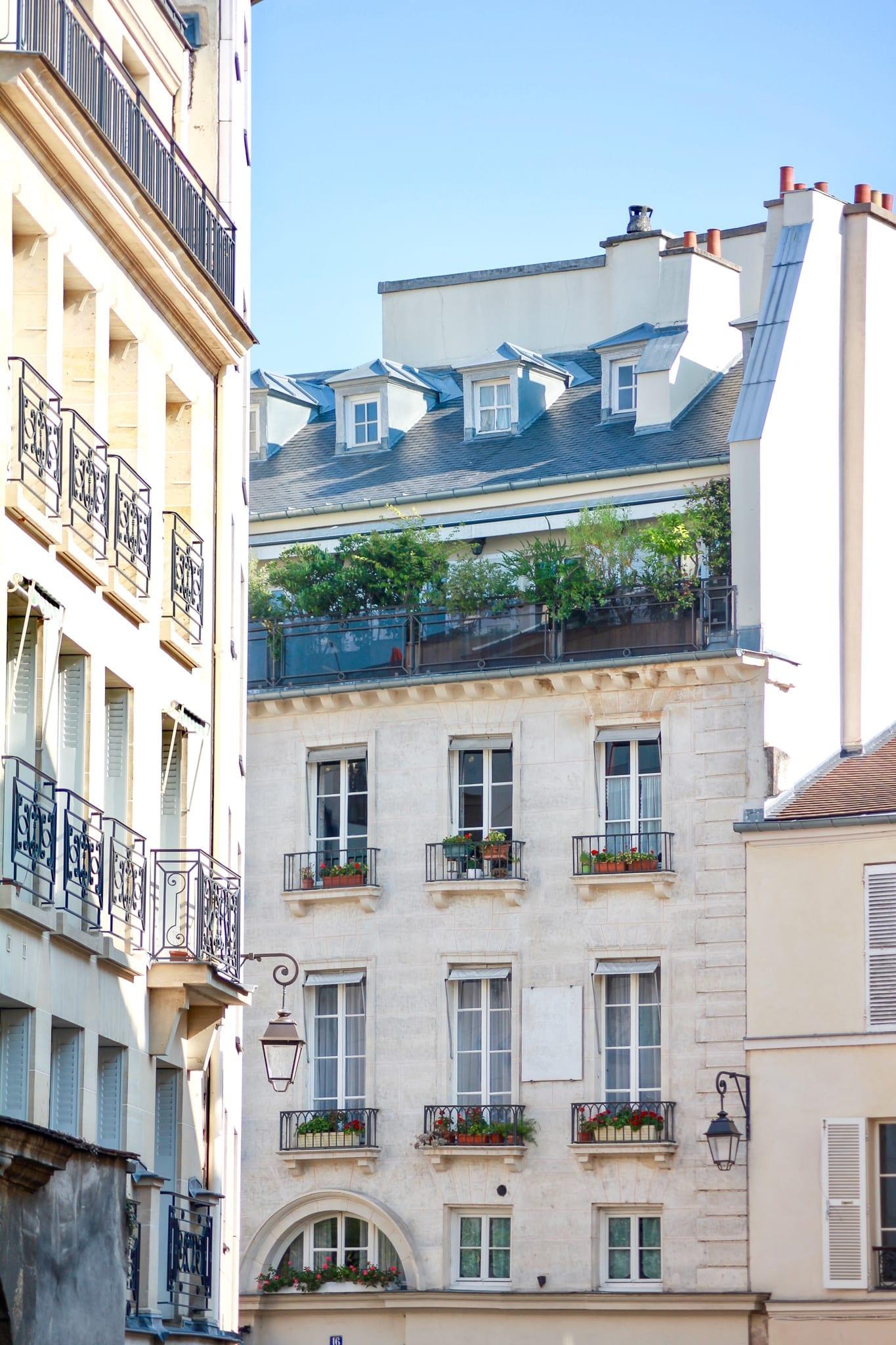 4 days in Paris - Paris Architecture