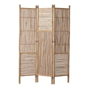 Bamboo room divider from The W Collection for weddings and events