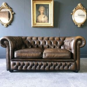2 Seat Chesterfield