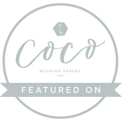 Coco wedding blog badge