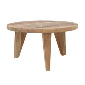 Teak Coffee Table Medium to rent for weddings and events