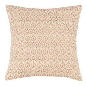 Ecru Cushion to hire for weddings and events