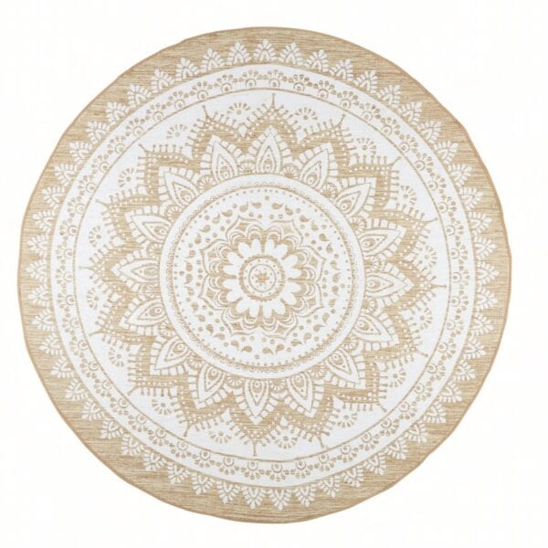Mandala rug to hire for weddings and events