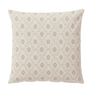 Amelia block print cushion