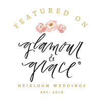 Glamour and Grace Featured badge