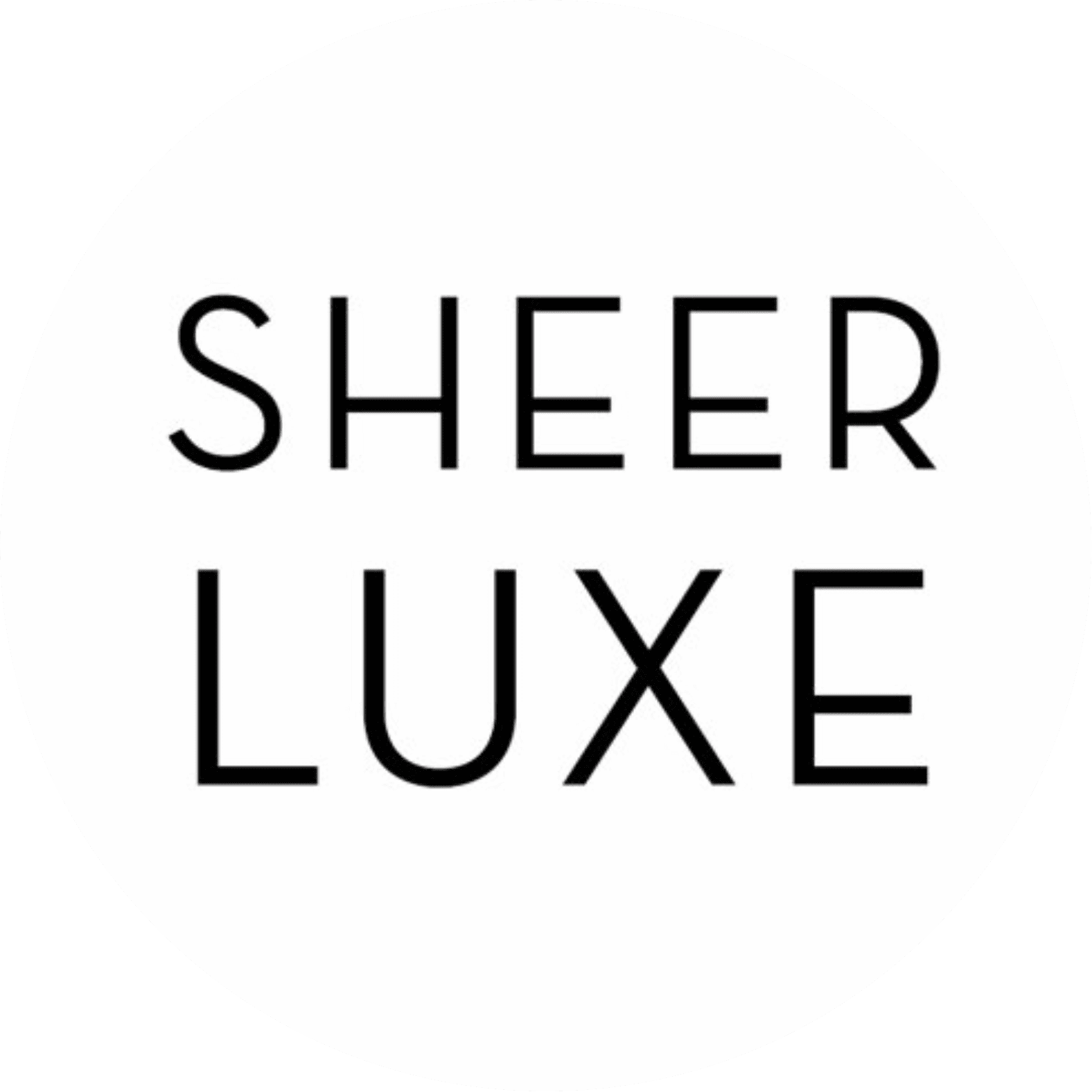 Fetured on Sheer Luxe badge
